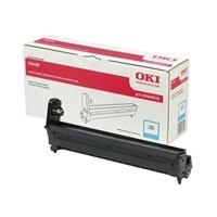 OKI Laser Drum Unit Page Life 20000pp Cyan Ref 43449015