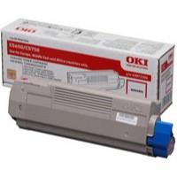OKI Laser Toner Cartridge Page Life 2000pp Magenta Ref 43872306
