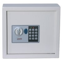Phoenix 0033 Key Safe Electronic with Fixings Keyrings and Tags 144 Key 19kg W430xD130xH660mm Ref KS0033E