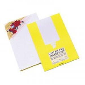 Goldline A3 Bleedproof Marker Pad GPB1A3