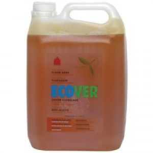 Ecover Floor Cleaner Environmentally-friendly 5 Litre Ref VEVFC