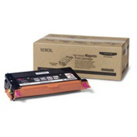 Xerox Laser Toner Cartridge High Yield Page Life 6000pp Magenta Ref 113R00724