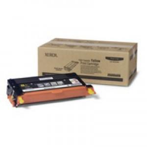 Xerox Hi-Capacity Yellow Toner Code 113R00725