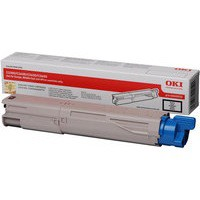 Oki C3450/C3000/C3400 High Yield Toner Cartridge Black 43459332