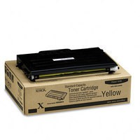 Xerox Ph 6100 Toner Cart Yell 106R00678