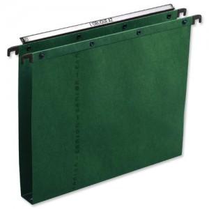Elba Ultimate A20 Suspension File Manilla 30mm Foolscap Green Ref 100330319 [Pack 25]