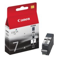 Canon PGI-7 Inkjet Cartridge Black Ref 2444B001