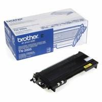 Brother Laser Toner Cartridge Page Life 1500pp Black Ref TN2005