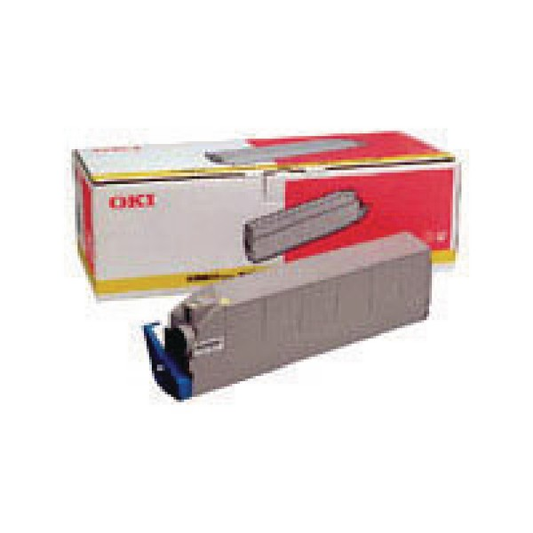 Oki C9300/C9500 Toner Cartridge Yellow 41963605