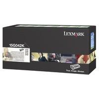 Lexmark C752 Return Programme High Yield Toner Cartridge Black 15G042K