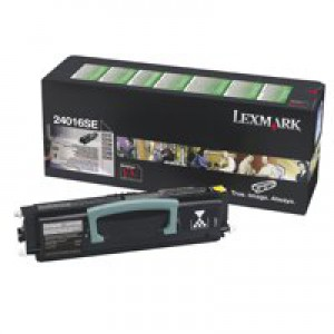 Lexmark Laser Toner Cartridge Return Program Black Code 24016SE