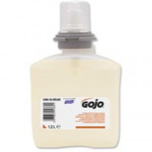 Gojo Foam Soap Refill Antibacterial For Tfx Dispenser 1200ml For 2000 Applications Code N06249