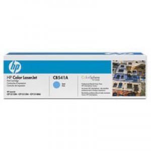 HP No.125A Laser Toner Cartridge Cyan Code CB541A