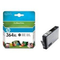 Hewlett Packard [HP] No. 364XL Inkjet Cartridge Page Life 290 photos Photo Black Ref CB322EE