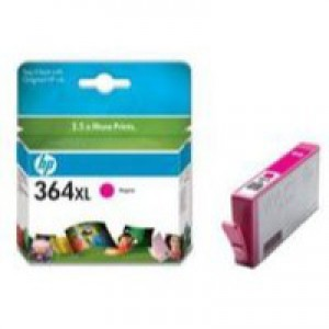 Hewlett Packard [HP] No. 364XL Inkjet Cartridge Page Life 750pp Magenta Ref CB324EE