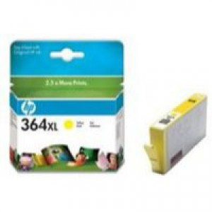 HP 364XL Inkjet Cart Yellow CB325EE #ABB