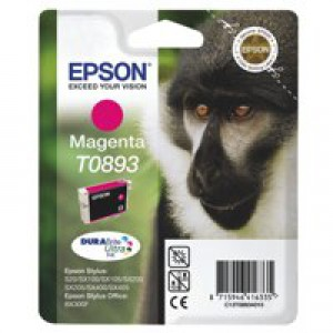 Epson SX100 Ink Cart Mag C13T08934010