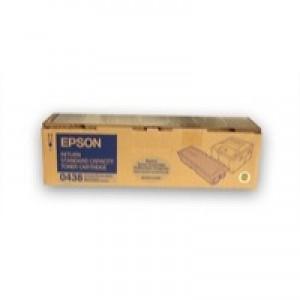 Epson S050438 Laser Toner Cartridge Black Ref C13S050438