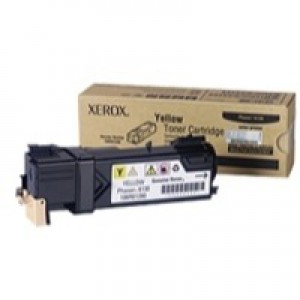 Xerox Phaser 6130 Laser Toner Cartridge Yellow 106R01280