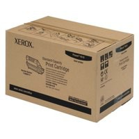 Xerox Laser Toner Cartridge High Yield Page Life 14000pp Black Ref 106R01371