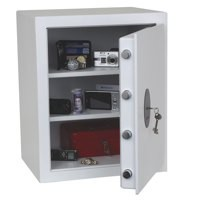 Phoenix Fortress High Security Safe Key Lock 43L Capacity 56kg W450xD350xH550mm Ref SS1183K