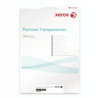 Image for Xerox Premium Transparencies A4 297X420mm Pack 100 003R98203