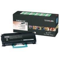 Lexmark Black Rtn Toner X463A11G