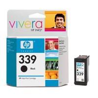 HP No.339 Inkjet Cartridge 21ml Black Code C8767EE