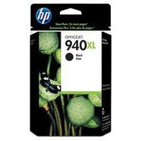 Hewlett Packard [HP] No. 940XL Officejet Inkjet Cartridge Page Life 2200pp Black Ref C4906AE