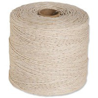 String Cotton Thin 250g 312m [Pack 6]