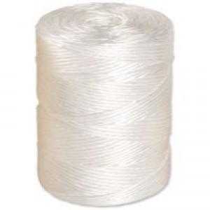 Twine Polypropylene Medium 1kg 450m White