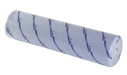Georgia-Pacific Couch Roll Towelling Part-recycled 1-ply 20 Inch 125 Sheets W508xL457mm Blue Ref M03606