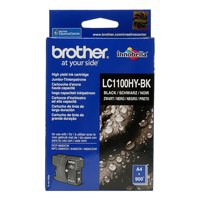 Brother Inkjet Cartridge Page Life 900pp Black Ref LC1100HYBK