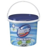 Domestos Professional Urinal Blocks 3kg Tub of 150 Tablets Code VDL7508187