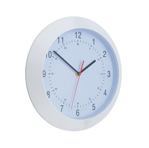 Wall Clock Diameter 320mm White