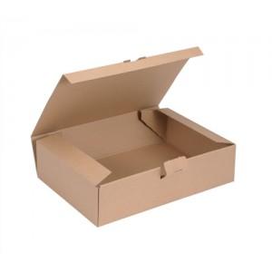 Kraft Mailing Box W305xD215xH80mm Brown [Pack 20]