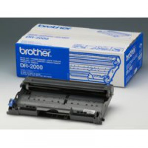 Brother Laser Drum Unit Page Life 12000pp Ref DR2000