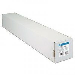 HP Bright White Inkjet Paper Roll 90gsm 594mmx45.7m Code Q1445A