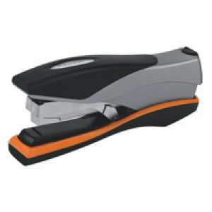 Rexel Optima 40 Stapler Flat Clinch Full Strip with Staples No. 56 26/6mm Capacity 40 Sheets Ref 2102357