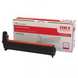 Oki C810/C830 Drum 20K Magenta Code 44064010