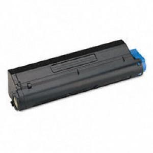 OKI Laser Toner Cartridge Page Life 7000pp Black Ref 43979202
