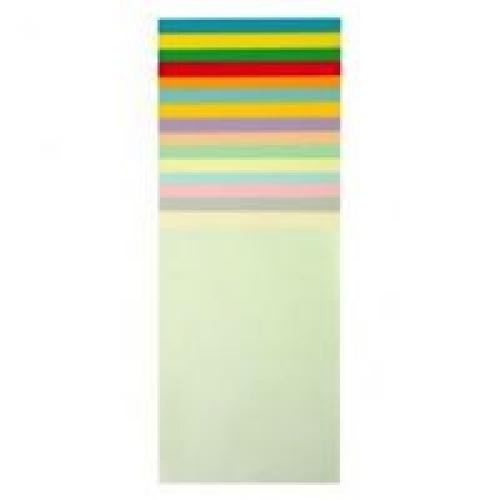 Coloraction Tinted Paper Pale Green (Jungle) FSC4 A4 210X297mm 160Gm2 210Mic Pack 250