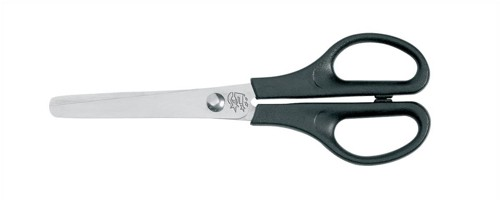 5 Star Scissors 6.5 inches Black