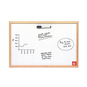 5 Star Economy Drywipe Board Lightweight W600xH400mm