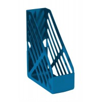 Image for 5 Star Magazine Rack File Foolscap Blue
