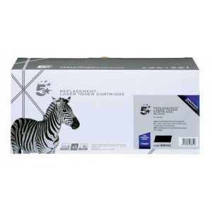 5 Star Compatible Toner Cartridge Page Life 6000pp Black Brother TN6600 Equivalent
