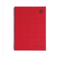 Image for 5Star W/bnd Manuscript Book 80lf A4Ruled