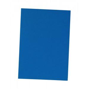 5 Star Binding Covers 240gsm Leathergrain A4 Royal Blue [Box 100]