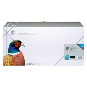 5 Star Compatible Laser Toner Cartridge Page Life 13000pp Black [HP No. 645A C9730A Alternative]