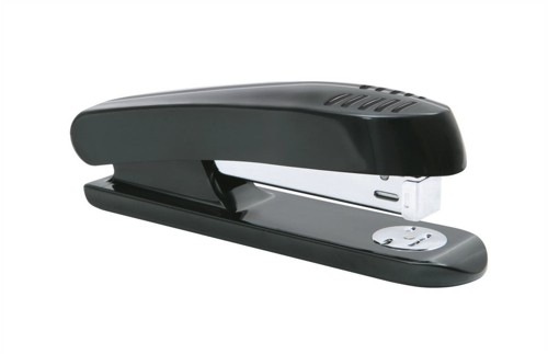 5 Star Stapler Full Strip Plastic Capacity 20 Sheets Black Ref